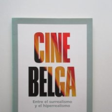 Libros de segunda mano: SEMINCI, 48 SEMANA INTERNACIONAL DE CINE VALLADOLID 2003, CINE BELGA, IMPECABLE. Lote 139714458