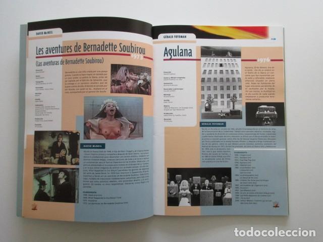 Libros de segunda mano: SEMINCI, 48 SEMANA INTERNACIONAL DE CINE VALLADOLID 2003, CINE BELGA, IMPECABLE - Foto 3 - 139714458