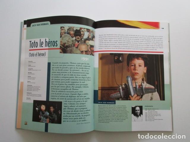 Libros de segunda mano: SEMINCI, 48 SEMANA INTERNACIONAL DE CINE VALLADOLID 2003, CINE BELGA, IMPECABLE - Foto 4 - 139714458