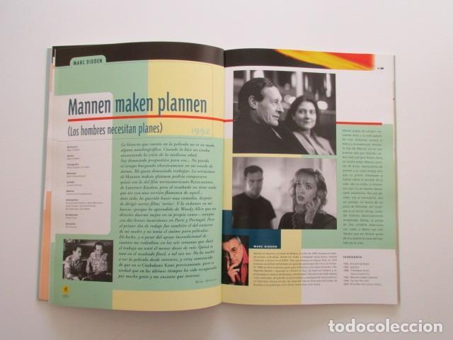 Libros de segunda mano: SEMINCI, 48 SEMANA INTERNACIONAL DE CINE VALLADOLID 2003, CINE BELGA, IMPECABLE - Foto 5 - 139714458