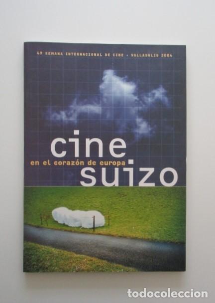 SEMINCI, 49 SEMANA INTERNACIONAL DE CINE VALLADOLID 2004, CINE SUIZO, IMPECABLE (Libros de Segunda Mano - Bellas artes, ocio y coleccionismo - Cine)