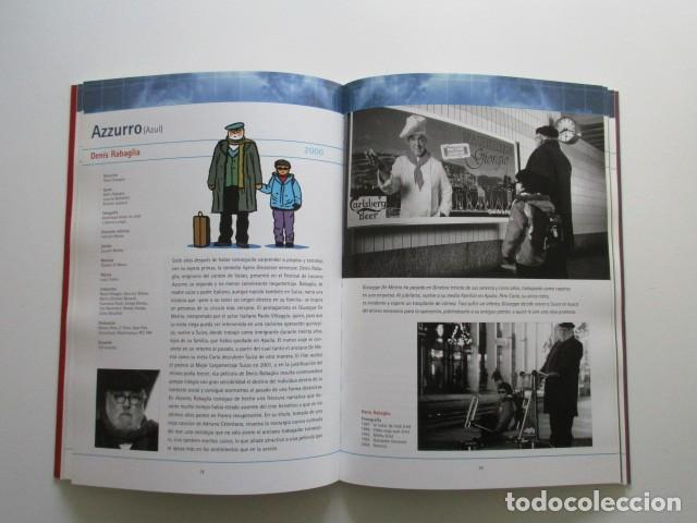 Libros de segunda mano: SEMINCI, 49 SEMANA INTERNACIONAL DE CINE VALLADOLID 2004, CINE SUIZO, IMPECABLE - Foto 5 - 139715054