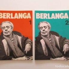 Libros de segunda mano: BERLANGA 1 Y BERLANGA 2. EDITADO POR EL AYUNTAMIENTO DE VALENCIA, AÑOS 80, VER FOTOS. Lote 139738890
