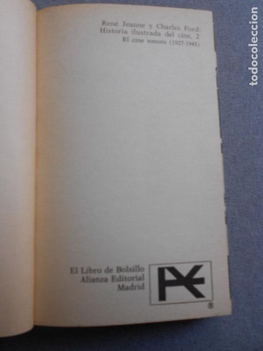 Libros de segunda mano: HISTORIA ILUSTRADA DEL CINE. TOMO 2. - Foto 2 - 140144226