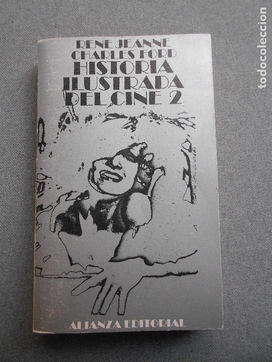 HISTORIA ILUSTRADA DEL CINE. TOMO 2. (Libros de Segunda Mano - Bellas artes, ocio y coleccionismo - Cine)