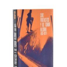 Libros de segunda mano: CINE FANTÁSTICO Y DE TERROR ALEMÁN (1913-1927): AGUILAR, CARLOS / ALDARONDO, R. / BERRIATÚA, LUCIANO. Lote 140535524