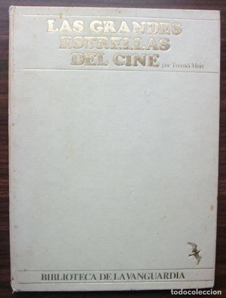 Libros de segunda mano: LAS GRANDES ESTRELLAS DEL CINE. TERENCI MOIX - Foto 2 - 140802962