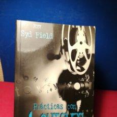 Libros de segunda mano: PRÁCTICAS CON 4 GUIONES - SYD FIELD - PLOT, 1997. Lote 140915285