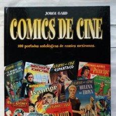 Libros de segunda mano: COMICS DE CINE. JORGE GARD.. Lote 140964700