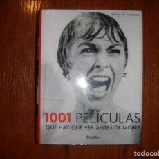 Libros de segunda mano: LIBRO CINE 1001 PELICULAS QUE HAY QUE VER ANTES DE MORIR. Lote 142079718