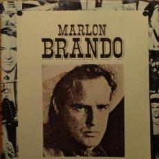 Libros de segunda mano: MARLON BRANDO, UN ARTISTA REBELDE - BOB THOMAS. Lote 142186554
