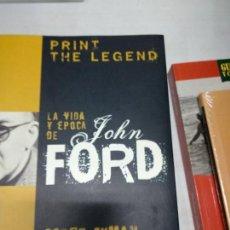 Libros de segunda mano: LA VIDA Y EPOCA DE JOHN FORD. SCOTT EYMAN. T&B EDITORES. Lote 142341666