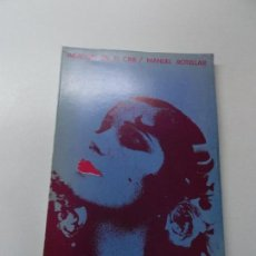 Libros de segunda mano: ARAGON EN EL CINE MANUEL ROTELLAR 1973 FIRMADO POR EL AUTOR. Lote 142655486
