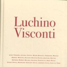 Libros de segunda mano: LUCHINO VISCONTI. 46 SEMANA INTERNACIONAL DE CINE DE VALLADOLID. Lote 143116250