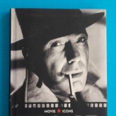 Libros de segunda mano: BOGART. JAMES URSINI. MOVIE ICONS. TASCHEN. 2007. . Lote 143134466