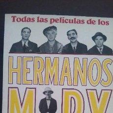 Libros de segunda mano: TODAS LAS PELÍCULAS DE LOS HERMANOS MARX. ALLEN EYLES. Lote 143274962