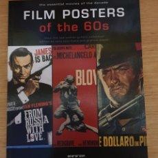 Libros de segunda mano: LIBRO FILM POSTERS OF THE 60S - TASCHEN, 1997 - 128PP. - NUEVO. Lote 143325816