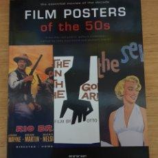 Libros de segunda mano: LIBRO FILM POSTERS OF THE 50S - TASCHEN, 1997 - 128PP. - NUEVO. Lote 143325909