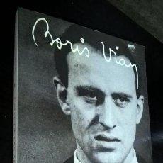 Libros de segunda mano: CALLES DE LAS ARREBATADORAS: LOS GUIONES CINEMATOGRÁFICOS DE VIAN. BORIS VIAN. ICARIA 1992. . Lote 143363074