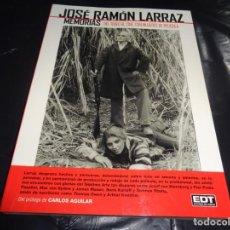 Libros de segunda mano: JOSE RAMÓN LARRAZ MEMORIAS DEL TEBEO AL CINE CON MUJERES DE PELICULA EDT.CLB1. Lote 143780302