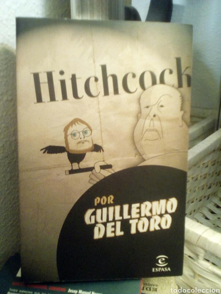 HITCHCOCK. GUILLERMO DEL TORO (Libros de Segunda Mano - Bellas artes, ocio y coleccionismo - Cine)