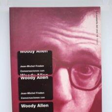 Libros de segunda mano: LIBRO DE CINE - WOODY ALLEN - PAIDÓS - LA MEMORIA DEL CINE 13. Lote 143984002