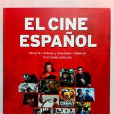 Libros de segunda mano: EL CINE ESPAÑOL LAROUSSE. PERFECTO ESTADO!!!. Lote 144381162