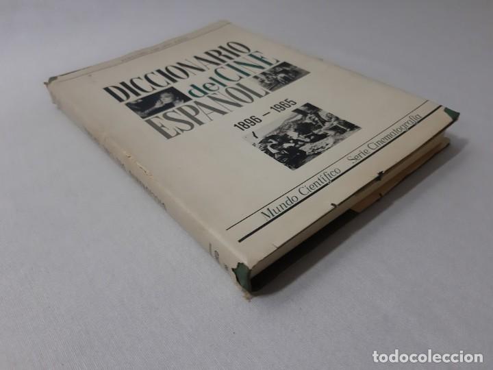 Libros de segunda mano: Diccionario del Cine Español 1896 - 1965 - Fernando Vizcaino Casas - Foto 3 - 144375994