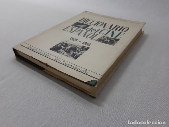Libros de segunda mano: Diccionario del Cine Español 1896 - 1965 - Fernando Vizcaino Casas - Foto 2 - 144375994