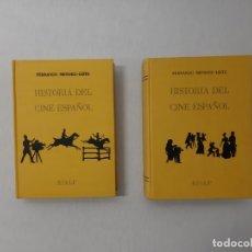Second hand books - Historia del cine Español - Fernando Mendez-Leite - 144375998