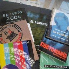 Libros de segunda mano: ANTONIO SEMPERE OBRAS CRITICO CINE Y TELEVISION ECU EDITORIAL CLUB UNIVERSITARIO ALICANTE. Lote 145238014