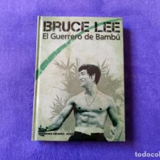 Gebrauchte Bücher - Bruce Lee. El Guerrero de Bambú. TAPA DURA LIMITADA 53/75. / Bruce Lee. Bamboo Warrior. HC COPY53/75 - 145338386