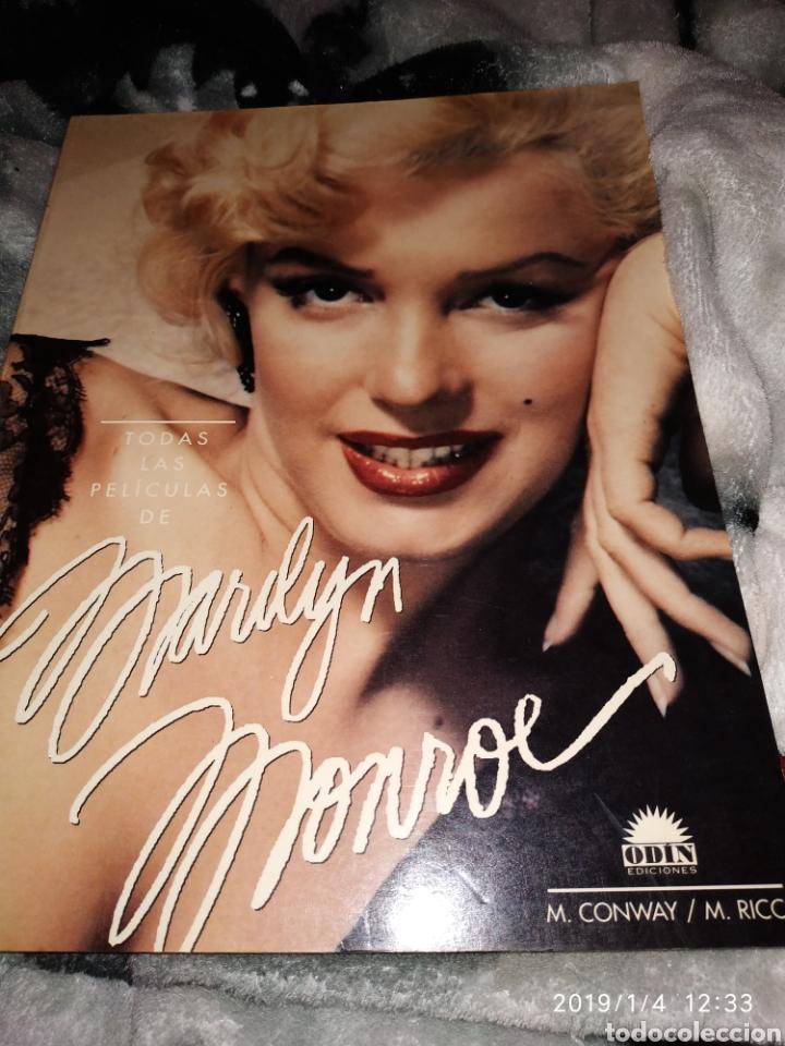 TODAS LAS PELÍCULAS DE MARILYN MONROE (Libros de Segunda Mano - Bellas artes, ocio y coleccionismo - Cine)