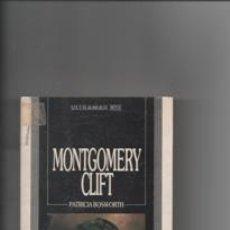 Livros em segunda mão: MONTGOMERY CLIFF.PATRICIA BOSWORTH.. Lote 147188694