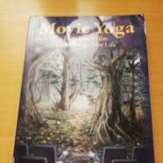 Libros de segunda mano: MOVIE YOGA. HOW EVERY FILM CAN CHANGE YOUR LIFE (TAV SPARKS). Lote 147400522