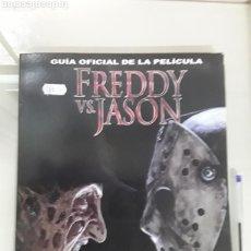 Libros de segunda mano: GUIA OFICIAL FREDDY VS JASON - ZACHARY PETERSEN - CIRCULO LATINO. NUEVAS. Lote 147407242