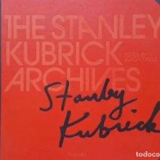 Libros de segunda mano: STANLEY KUBRICK ARCHIVES - CD - TIRAS 1ª EDICIÓN. Lote 147433038