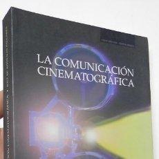 Libros de segunda mano: LA COMUNICACIÓN CINEMATOGRÁFICA - JOSÉ Mª RÓDENAS PALLARÉS. Lote 147491750