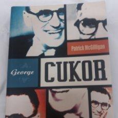 Libros de segunda mano: GEORGE CUKOR UNA DOBLE VIDA. Lote 147493660