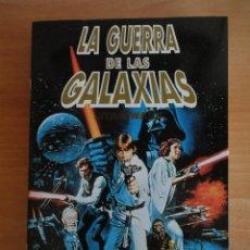 Libros de segunda mano: LIBRO GUERRA DE LAS GALAXIAS (ED. MARTINEZ ROCA, 1994) STAR WARS. Lote 147511882