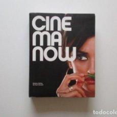 Libros de segunda mano: CINEMA NOW, TASCHEN. PEDRO ALMÓDOVAR, GUS VAN SANT, FERNANDO MEIRELLES, WONG KAR WAY Y OTROS. Lote 147758490