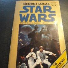 Libros de segunda mano: LIBRO ORIGINAL DE STAR WARS EDITADO EN NEW YORK AÑO 1977 SEXTA EDICION. Lote 148049622