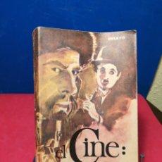 Libros de segunda mano: EL CINE: INDUSTRIA Y ARTE DE NUESTRO TIEMPO - JOSÉ MANUEL VALDÉS RODRÍGUEZ - LETRAS CUBANAS, 1989. Lote 148072505