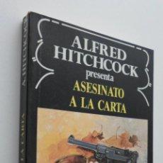 Libros de segunda mano: ALFRED HITCHCOCK. Lote 148712582