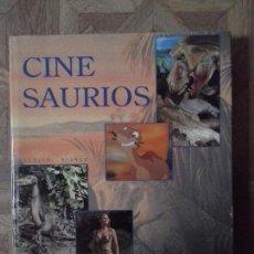 Libros de segunda mano: ADOLFO BLANCO - CINE SAURIOS. Lote 148894446