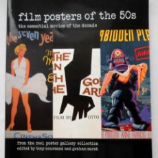 Libros de segunda mano: FILM POSTERS OF THE 50S. THE ESSENTIAL MOVIES OF THE DECADE. Lote 149632162