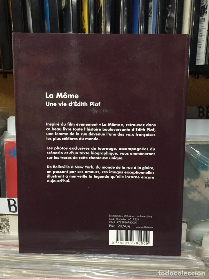 La Momia Una Vida De Edith Piaf La Môme Une Vie Dédith Piaf Versión Original