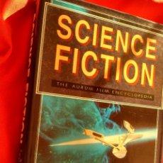 Libros de segunda mano: SCIENCIE FICTION--THE AURUM FILM ENCICLOPEDIA--PHIL HARDY LIBRO CINE CIENCIA FICCION. Lote 150296998