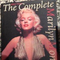 Libros de segunda mano: ADAM VICTOR. THE COMPLETE MARILYN MONROE. TAPA DURA. INGLÉS. . Lote 150501914
