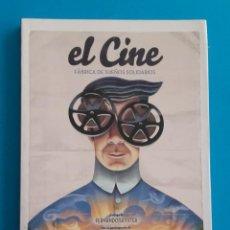 Libros de segunda mano: EL CINE, FÁBRICA DE SUEÑOS SOLIDARIOS. SAVATER, GARCI, LEÓN DE ARANOA, VERDÚ, COHEN… CIDEAL. 2012.. Lote 150666474